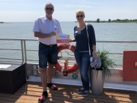 2019 07 24 Donaukilometer 0 Reisewelt on Tour