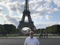 2019 07 31 Paris Eiffelturm Reisewelt on Tour