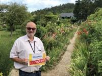 2019 08 05 Giverny Garten von Monet Reisewelt on Tour 2