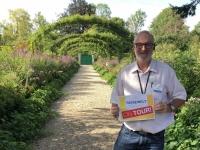2019 08 05 Giverny Garten von Monet Reisewelt on Tour 4