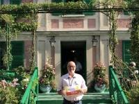 2019 08 05 Giverny Haus von Monet Reisewelt on Tour