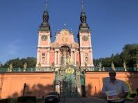 2019 08 24 Heiligelinde Kloster Reisewelt on Tour