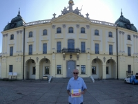 2019 08 25 Bialystok Branicki Palast Reisewelt on Tour