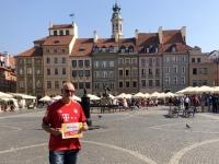 2019 08 27 Warschau Altstädtischer Markt Reisewelt on Tour