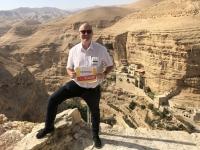 2019 11 25 Wadi Kelt mit Georgskloster Reisewelt on Tour