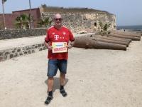 2020 02 14 Insel Goree Festung Estre mit Kanonen Reisewelt on Tour