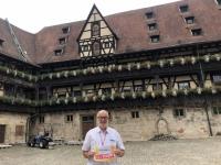 2020 08 25 Bamberg Alte Residenz Reisewelt on Tour