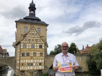 2020 08 25 Bamberg altes Rathaus Reisewelt on Tour