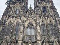 2021 08 18 Köln Dom mit Kollegin Dagmar Puchner