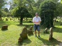 2021 08 20 Worms Jüdischer Friedhof Reisewelt on Tour