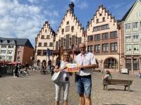 2021 08 21 Frankfurt Reisewelt on Tour am Römer