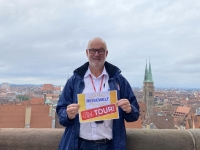 2021 08 24 Nürnberg Blick von Burg Reisewelt on Tour