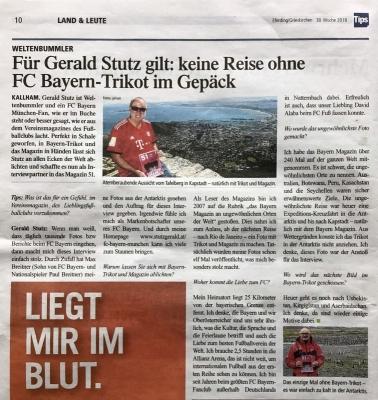 2019 07 25 TIPS Grieskirchen FC Bayern