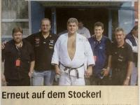 2003 10 23 Rieder Rundschau Judo Masters EM