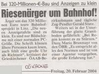 2004 02 20 Kronen Zeitung