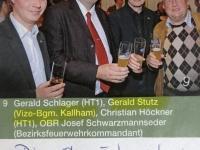 2007 11 03 Die Oberösterreicherin  Weisswurstempfang Raika Grieskirchen