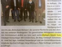 2009 03 12 Regional Magazin Antrittsbesuch BH