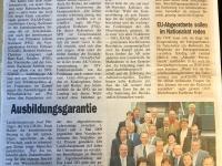 2009 05 13 Neues Volksblatt AK Wahl