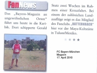 2010 04 17 FCB Magazin Mexico Cancun Maya-Stätten Tulum