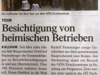 2011 02 23 TIPS ÖVP Kallham Firmenbesuche