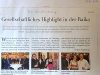 2012 10 31 Die Grieskirchnerin Weisswurstempfang Raika