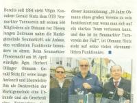 2015 05 13 Eferdinger News Ehrung fuer 20 Jahre Obmann