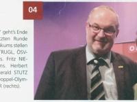 2015 07 03 ASVOÖ Informer ORF Gespraeche Linz mit Dorfmeister Michaela