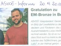 2018 09 20 ASVOÖ Informer Lukas Weisshaidinger