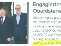 2019 08 13 ASVOÖ Informer Ehrenamtstag Land OÖ 2019 mit LH Thomas Stelzer