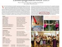 2019 08 13 ASVOÖ Informer Landesjugendturnfest Weyer