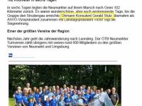 2019 08 22 TIPS Grieskirchen Sieg bei der Jahnwanderung