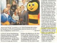2019 12 06 Neues Volksblatt RLB Kinderweihnachtsfeier