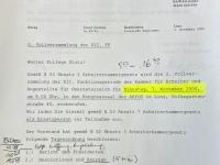 2000 11 07 Erste AK Vollversammlung Angelobung