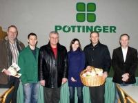 2009 01 26 AK_Wahl Betriebsbesuch Pöttinger Grieskirchen mit Vizepräs Feilmair