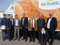 2010 09 23 AK_Firmenbesuch mit Vizepräs Feilmair Krösswang Grieskirchen