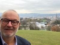 2016 12 01 AK Laienrichterempfang Jägermayrhof Linz von oben