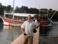 2006 09 30 ASVOÖ Klausur Porec Schifffahrt nach Rovinj