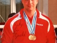 2009 08 16 Lukas Weißhaidinger Autogrammkarte Vorderseite