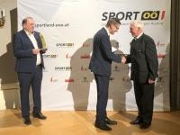 2019 06 27 LSO Verleihung Gold Reizl Hans Ehrung LR Achleitner