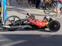 2021 06 03 Paracycling EM in Schwanenstadt Aufwärmen von Walter Ablinger