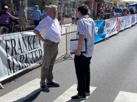 2021 06 03 Paracycling EM in Schwanenstadt Bürgermeister Staudinger im Interview