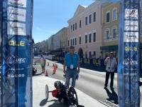 2021 06 03 Paracycling EM in Schwanenstadt Start von Walter Ablinger