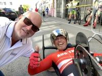2021 06 03 Paracycling EM in Schwanenstadt Vor dem Rennen