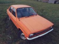 1994 12 Opel Kadett C: seit Jän. 1992 von Papa erhalten