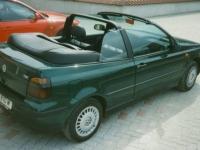 1999 03 27 VW Golf Cabriolet: Verstärkung des Fuhrparks