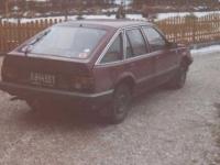 1992 02 04 Opel Ascona Abschied nehmenmen