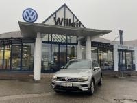 2021 02 16 Abgabe VW Tiguan im Autohaus Willeit nach 4 Jahren