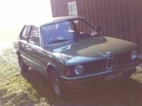 1984 BMW grün