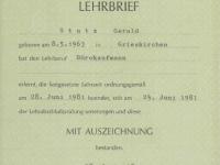 1981 Lehrbrief