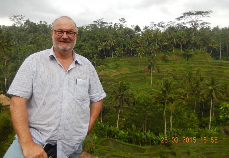 Indonesien 26 03 2015 Bali Reisfelder